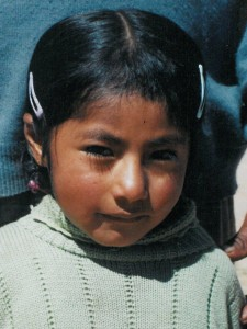 Jessica aus Bolivien