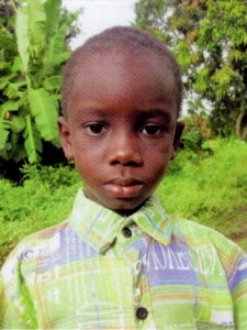 Adulai aus Guinea-Bissau