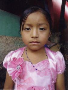 Floricelda aus Guatemala