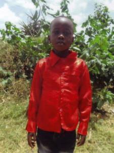 Gaston Emanuel aus Tansania
