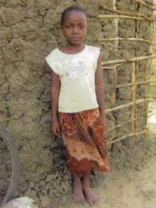 Shakilla aus Tansania
