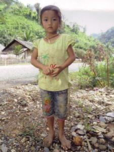 Thomnaly aus Laos